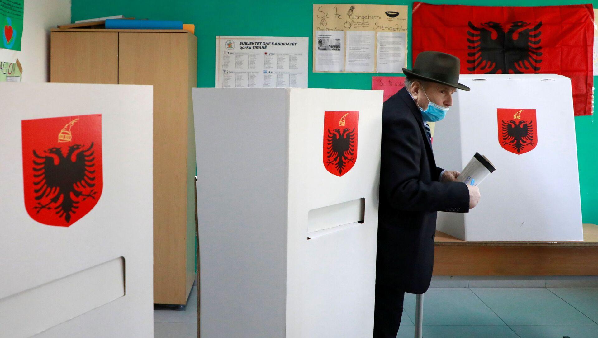 Le elezioni parlamentari in Albania, il 25 aprile 2021 - Sputnik Italia, 1920, 18.05.2021