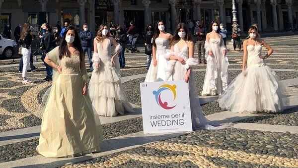 Insieme per il wedding - Sputnik Italia