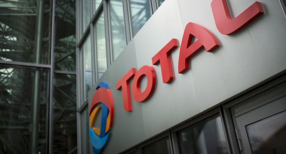 Compagnia petrolifera francese Total