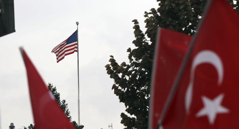 Ambasciata USA in Turchia