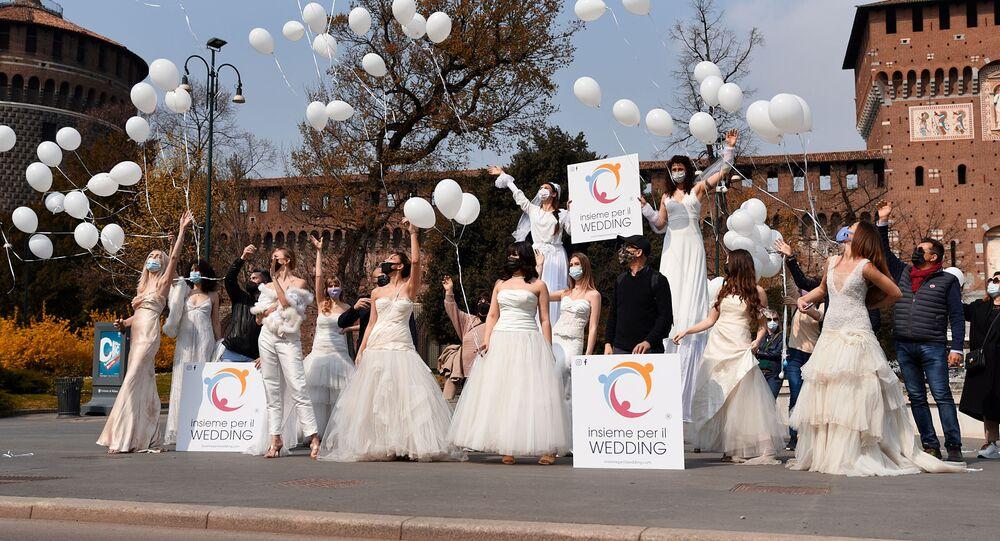 Roma, la manifestazione organizzata da Insieme per il Wedding