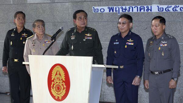 Il generale Prayut Chan-o-Cha (foto d'archivio) - Sputnik Italia