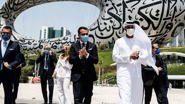 Di Maio negli Emirati Arabi uniti - Sputnik Italia