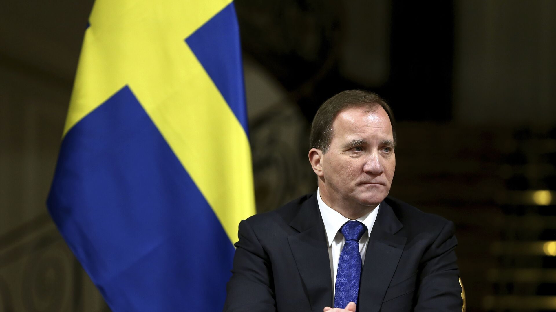 Primo ministro svedese Stefan Lofven  - Sputnik Italia, 1920, 28.06.2021