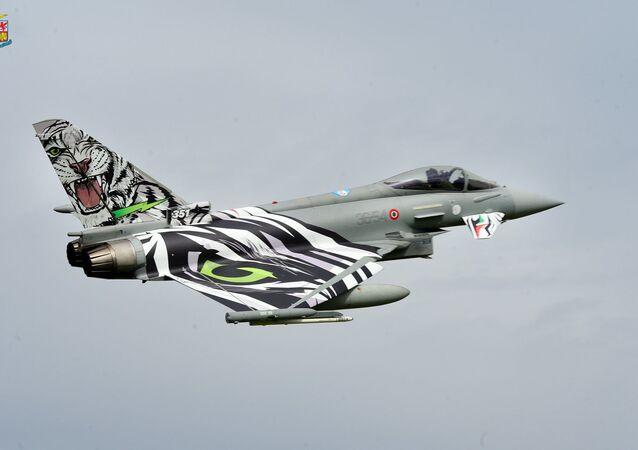 Per l'Italia parteciperanno il 12 esimo Gruppo del 36 esimo Stormo di Gioia del Colle di Bari (Eurofighter), e il 21 esimo Gruppo del 9° Stormo di Grazzanise di Caserta (elicotteri).