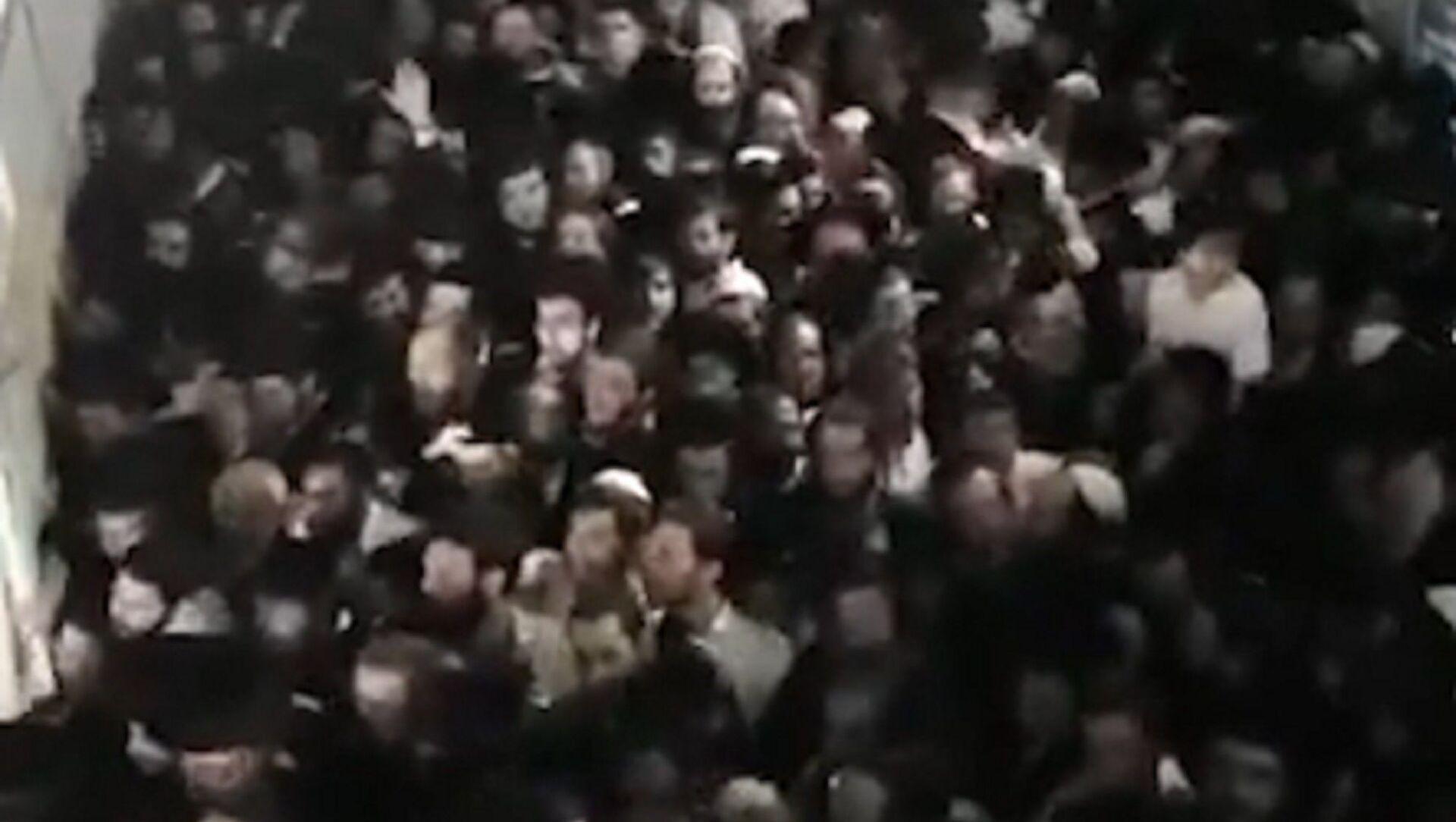 Israele, strage al raduno religioso - Sputnik Italia, 1920, 30.04.2021