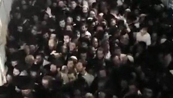 Israele, strage al raduno religioso - Sputnik Italia