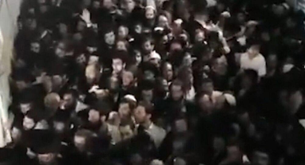 Israele, strage al raduno religioso