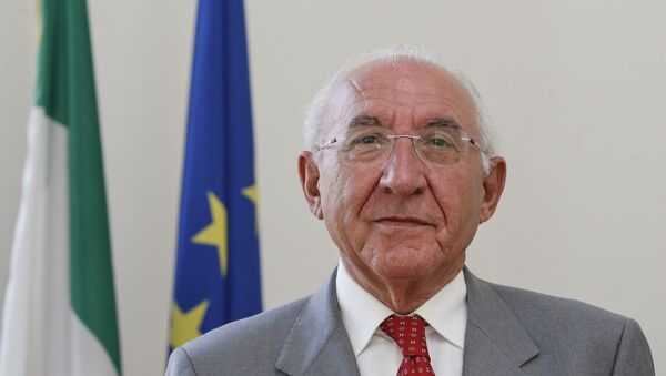 Pasquale Stanzione  - Sputnik Italia