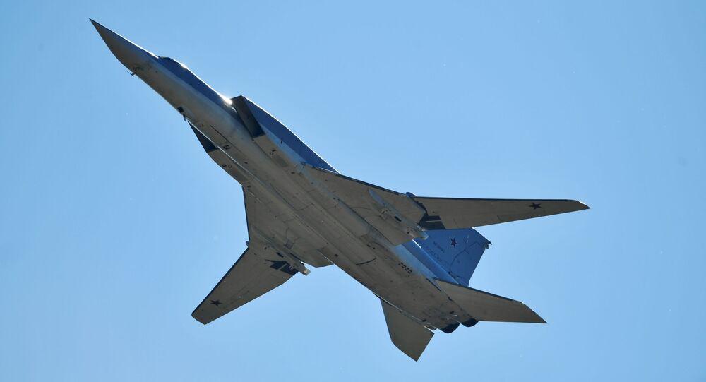 Bombardiere supersonico russo Tu-22M3