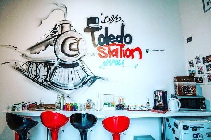 B&B Toledo Station di Napoli