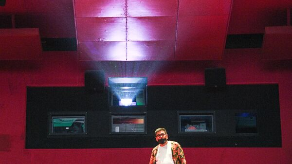 Proiettore in una sala del cinema - Sputnik Italia