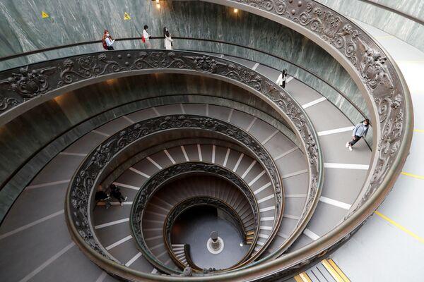 I Musei Vaticani il giorno della riapertura - Sputnik Italia