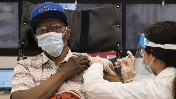 Vaccini covid negli USA  - Sputnik Italia