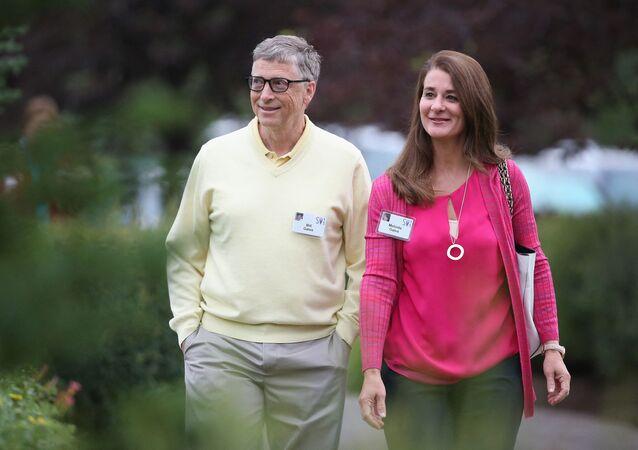 I coniugi Gates