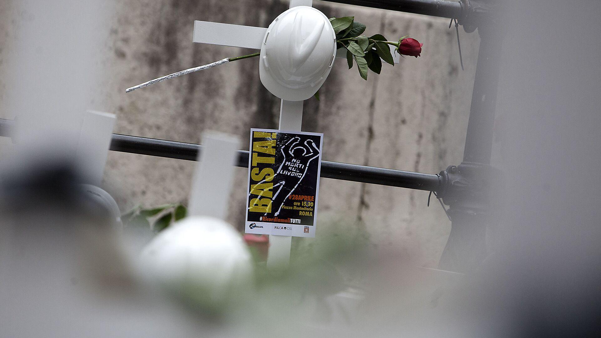 Morti sul lavoro - Sputnik Italia, 1920, 04.06.2021