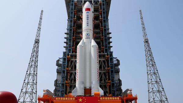 Il razzo cinese Long March-5B - Sputnik Italia