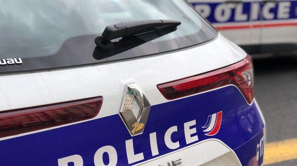 La polizia francese - Sputnik Italia