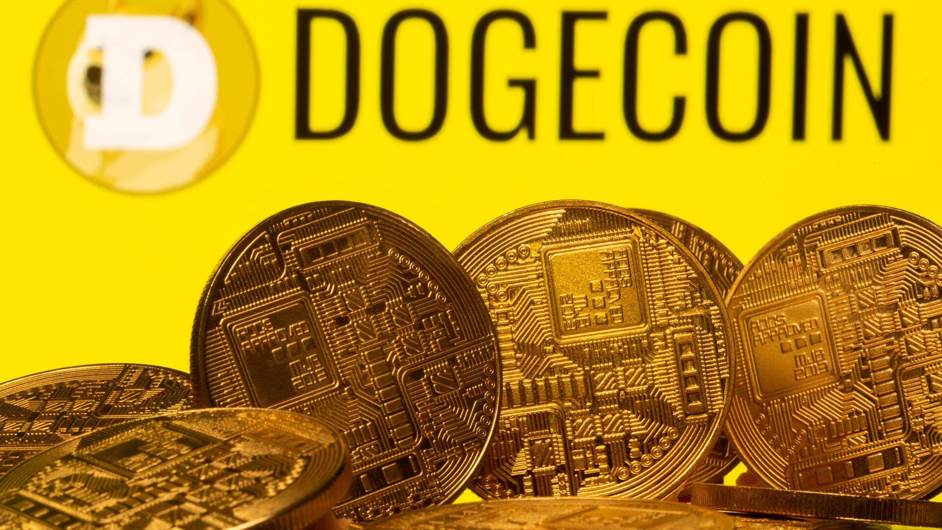 dogecoin - Sputnik Italia, 1920, 05.05.2021
