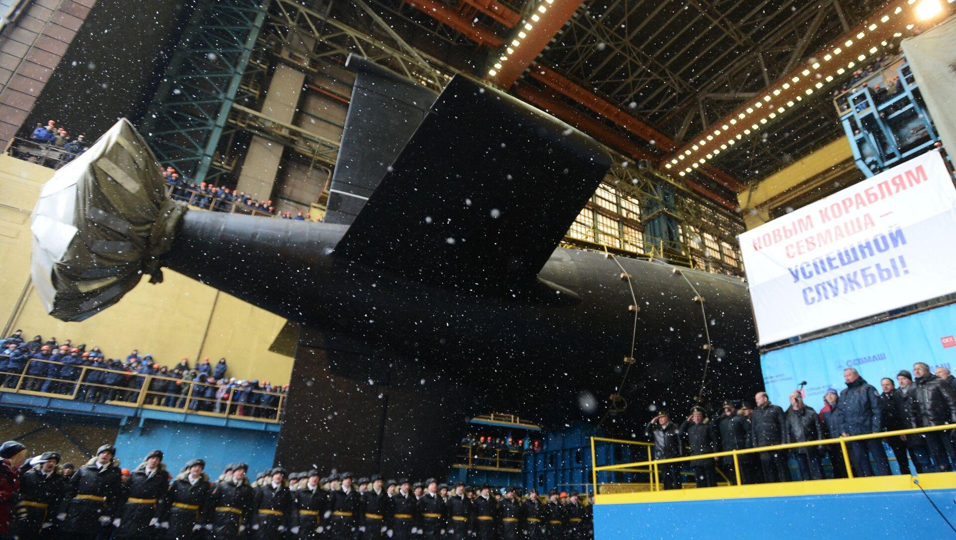 Il sottomarino Kazan - Sputnik Italia, 1920, 07.05.2021