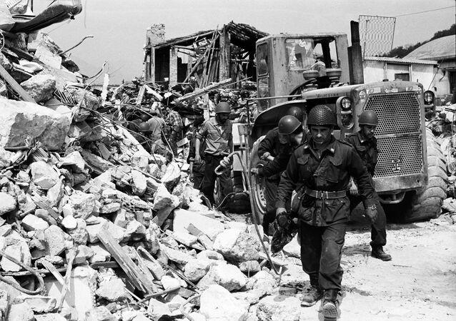 Terremoto del Friuli 6 maggio 1976
