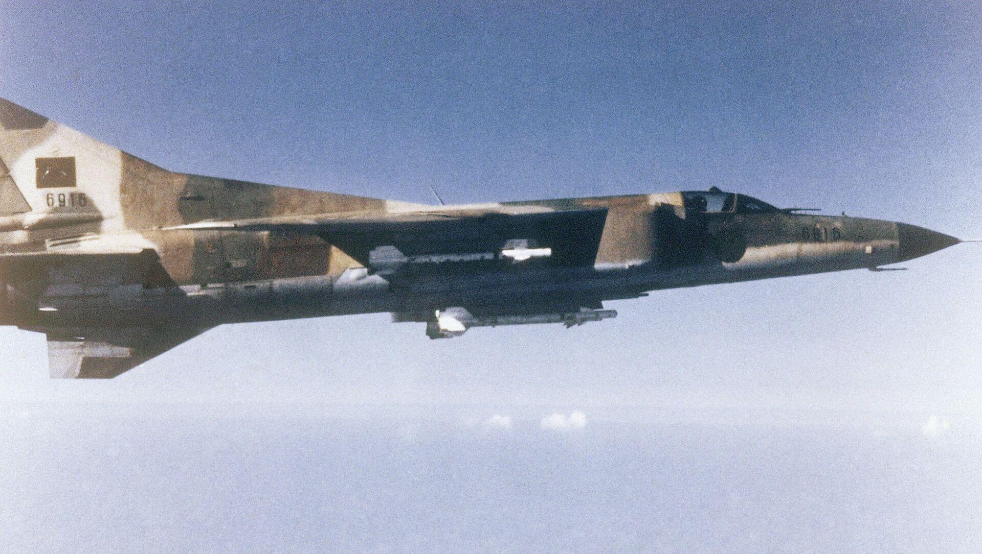 """Libyan MIG-23 """"Flogger E"""" Aircraft  - Sputnik Italia, 1920, 07.05.2021"""