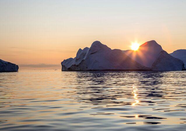 Scioglimento dei ghiacci nell'Artico