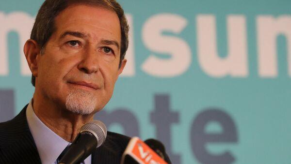 Nello Musumeci, presidente della Regione Siciliana - Sputnik Italia