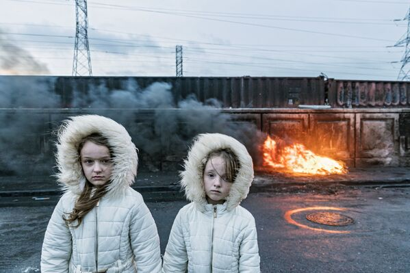 Una foto della serie Viaggiatori irlandesi del fotografo americano-irlandese Joseph-Philippe Bevillard, che ha conquistato il terzo posto del concorso fotografico All About Photo Awards 2021 - Sputnik Italia