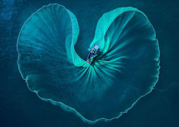 Una foto Il cuore del mare del fotografo vietnamita Phuoc Hoai Nguyen, che è stata valutata nel concorso fotografico All About Photo Awards 2021 - Sputnik Italia