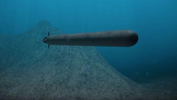 Океанская многоцелевая система «Посейдон»  - Sputnik Italia