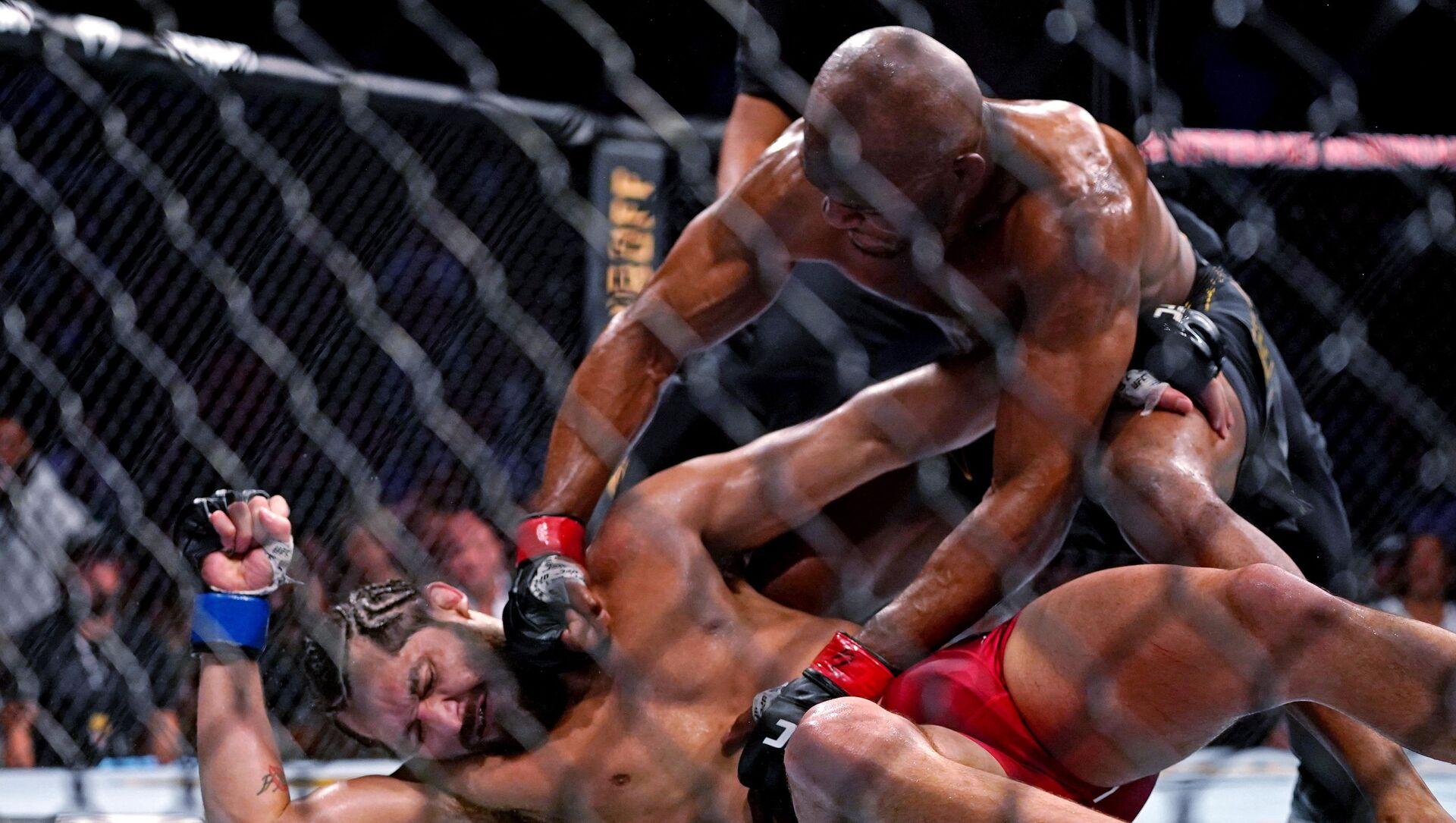MMA: UFC 261-Usman vs Masvidal - Sputnik Italia, 1920, 08.05.2021