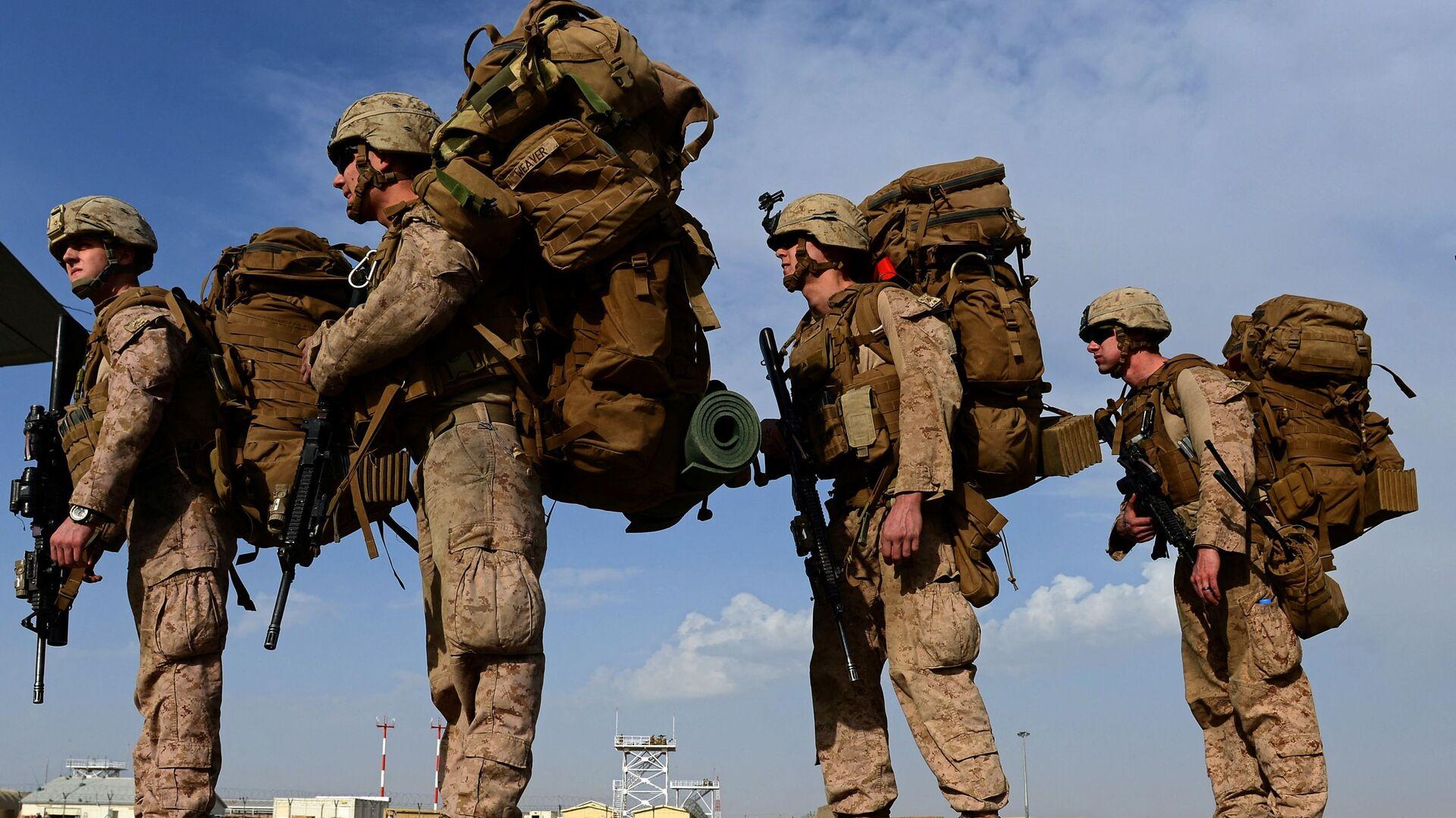 I Marines degli Stati Uniti in Afghanistan - Sputnik Italia, 1920, 09.05.2021