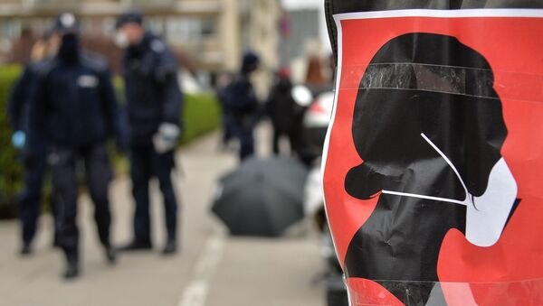 Manifestazione antigovernativa in Polonia - Sputnik Italia