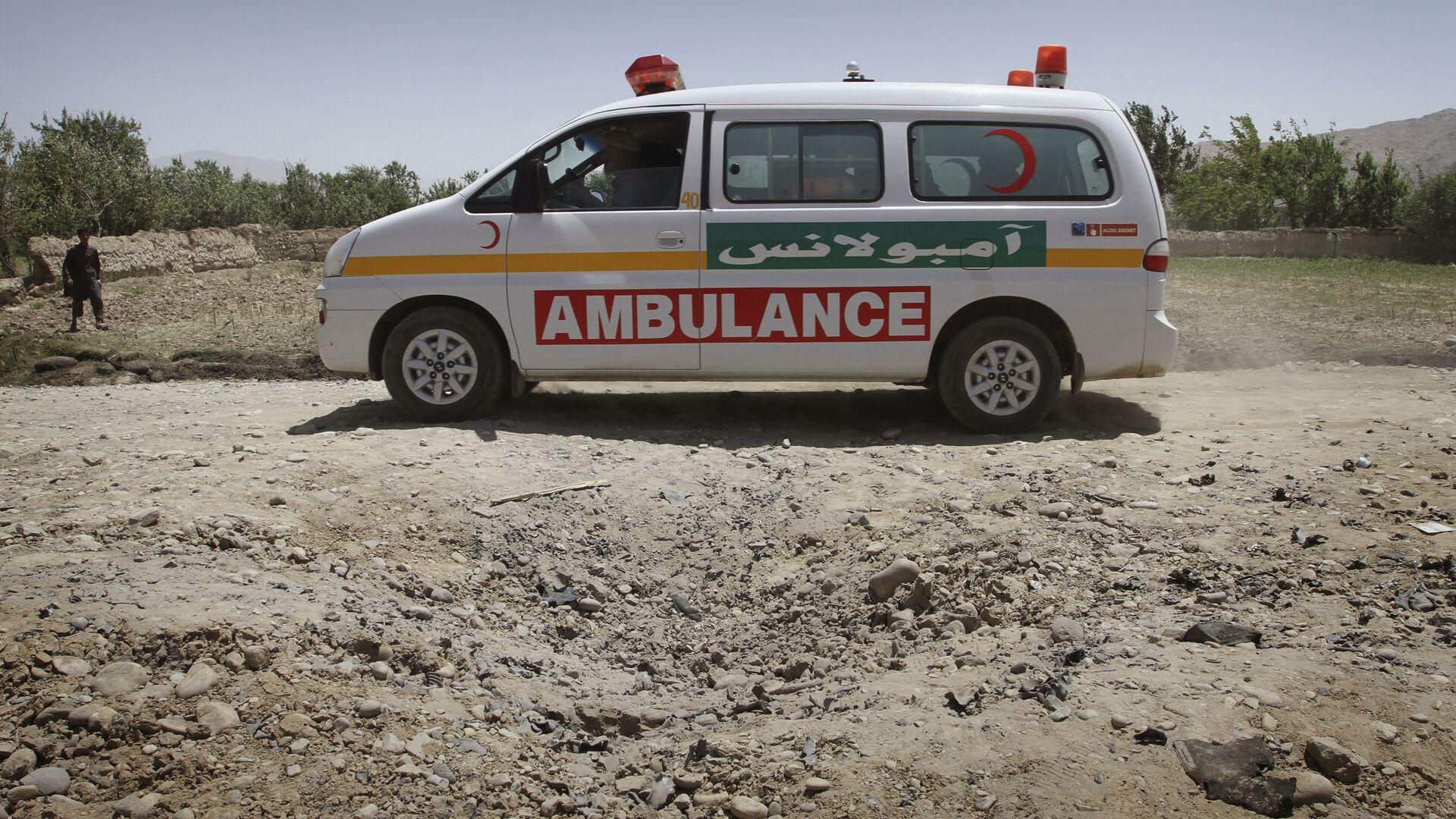 Ambulanza in Afghanistan - Sputnik Italia, 1920, 29.07.2021