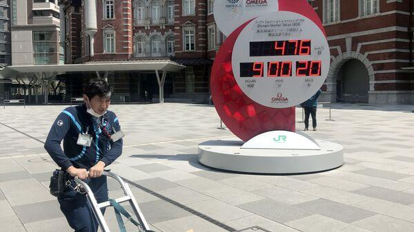 Olimpiadi di Tokyo 2021, il conto alla rovescia continua - Sputnik Italia