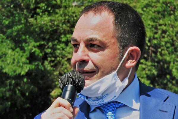 Avvocato Erich Grimaldi, presidente del Comitato Cura Domiciliare Covid-19 - Sputnik Italia