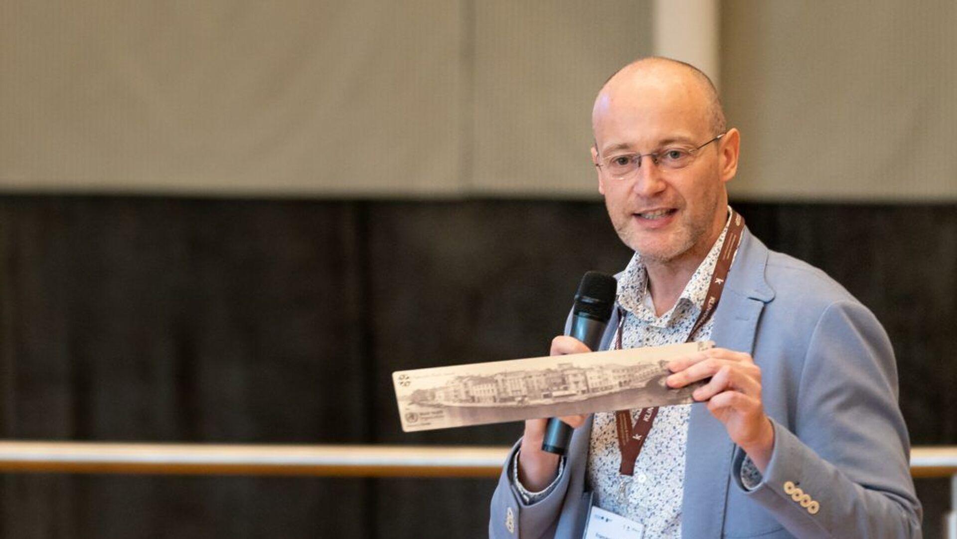 Francesco Zambon, ex ricercatore dell'Organizzazione Mondiale della Sanità - Sputnik Italia, 1920, 10.05.2021