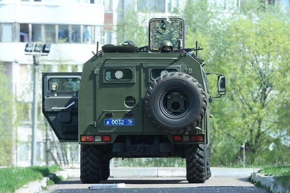 Kazan. al momento il bilancio della strage parla di undici morti e 32 feriti - Sputnik Italia