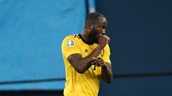 Il calciatore dell'Inter, Romelu Lukaku - Sputnik Italia