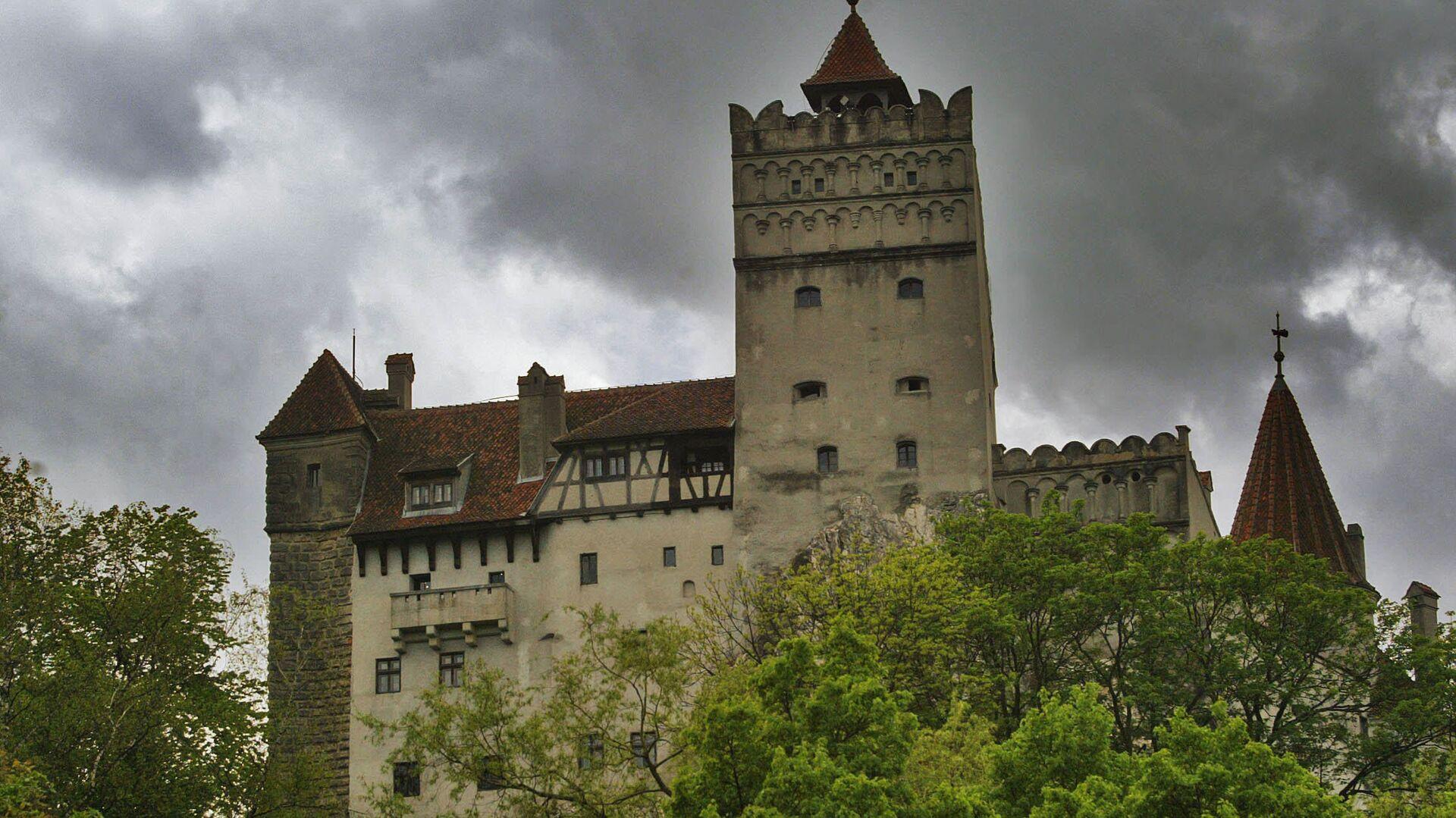 Castello del conte Dracula - Sputnik Italia, 1920, 17.05.2021