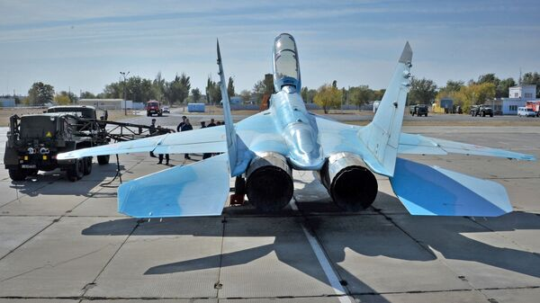 Il caccia MiG-35 - Sputnik Italia
