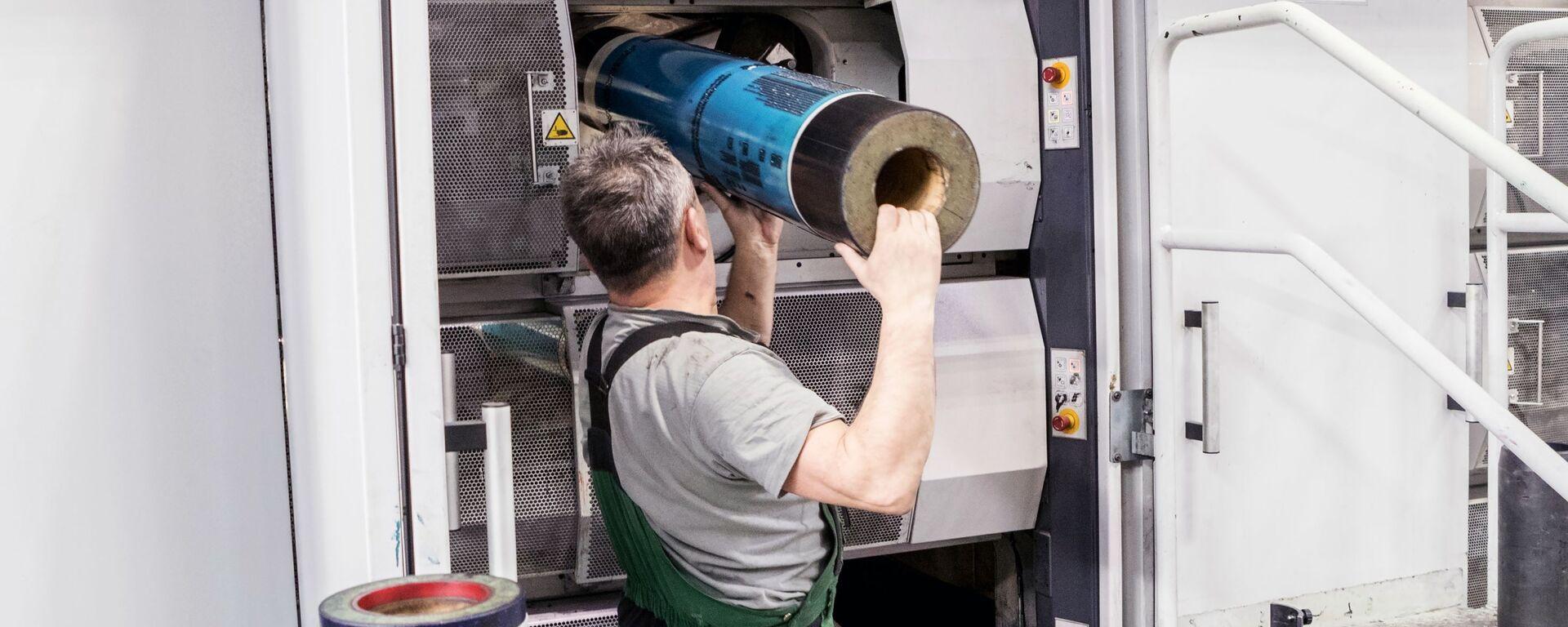 Lavoro in fabbrica - Sputnik Italia, 1920, 08.06.2021