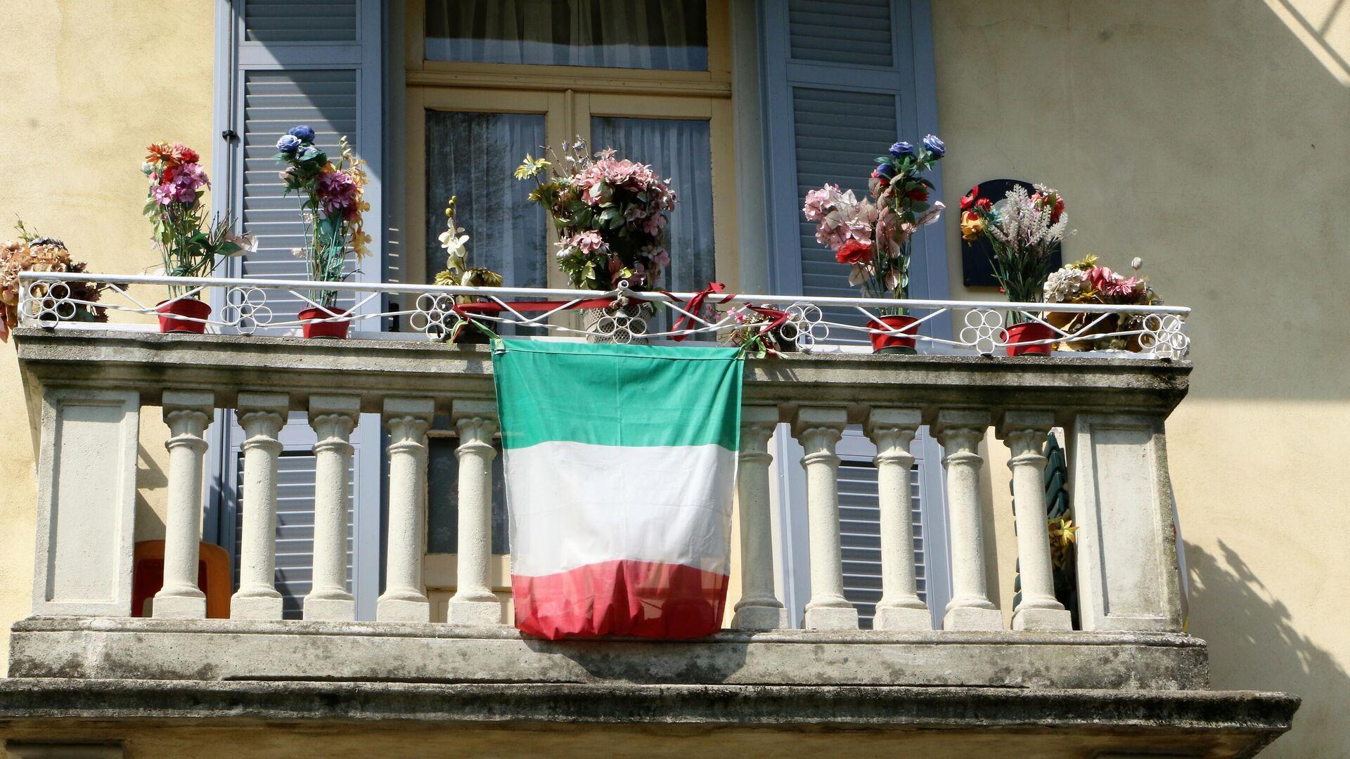 Bandiera italiana - Sputnik Italia, 1920, 09.07.2021