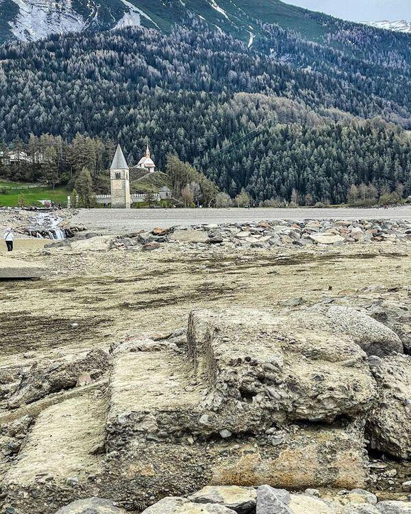 Dopo 70 anni viene ritrovato un villaggio scomparso in Italia. - Sputnik Italia