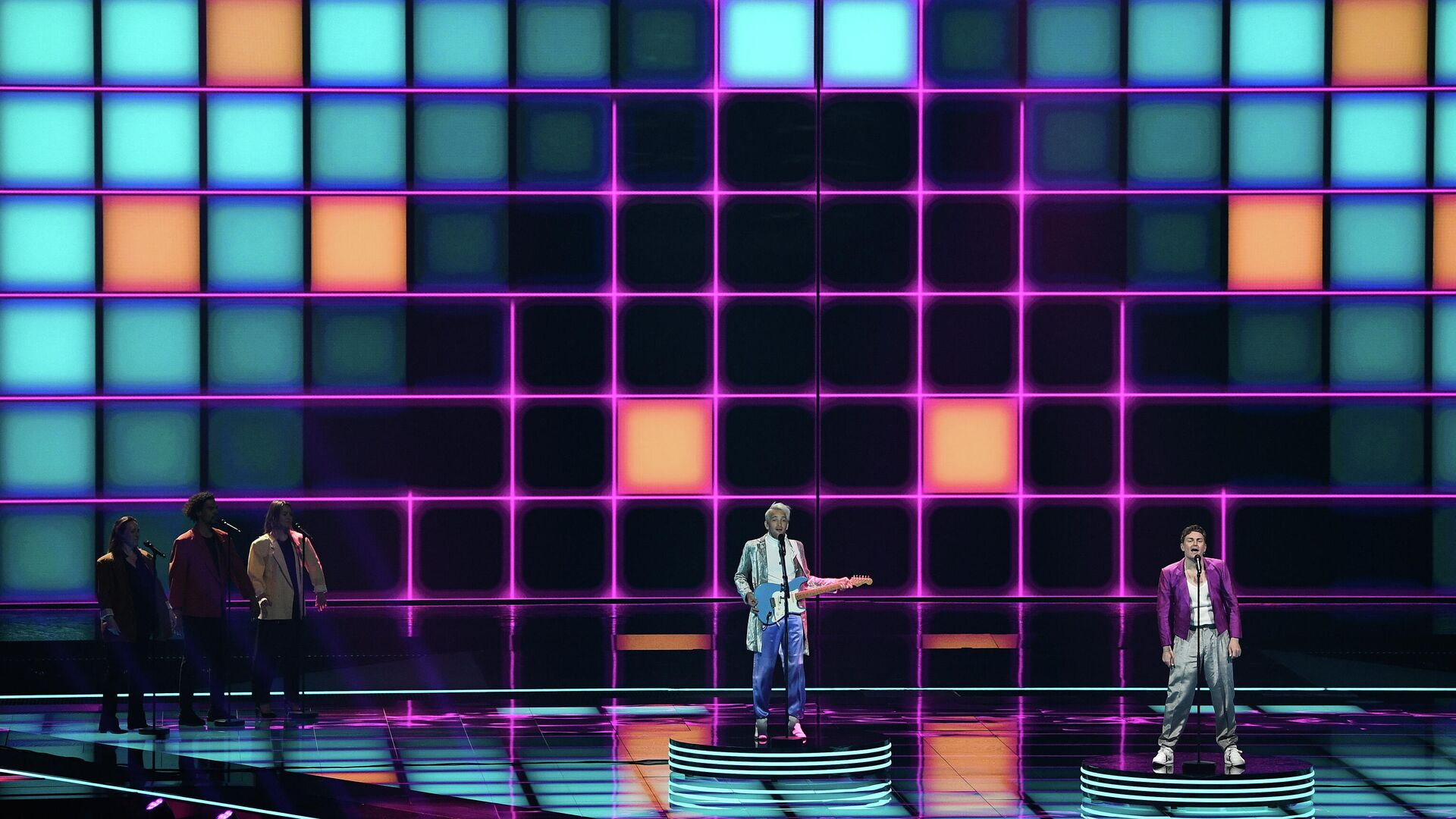 Eurovision 2022 - Sputnik Italia, 1920, 21.05.2021