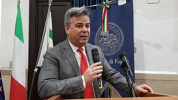 Итальянский политик Франко Ланделла - Sputnik Italia