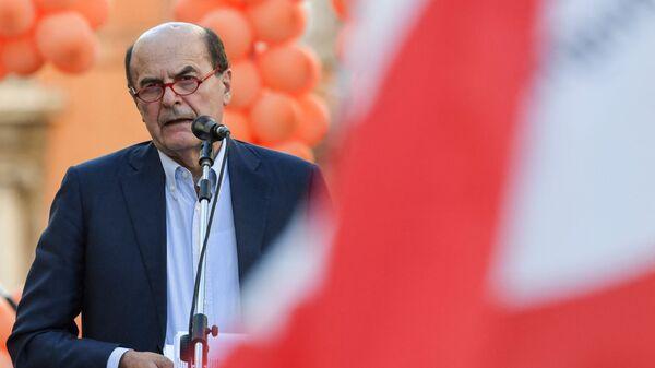Итальянский политик Pier Luigi Bersani - Sputnik Italia