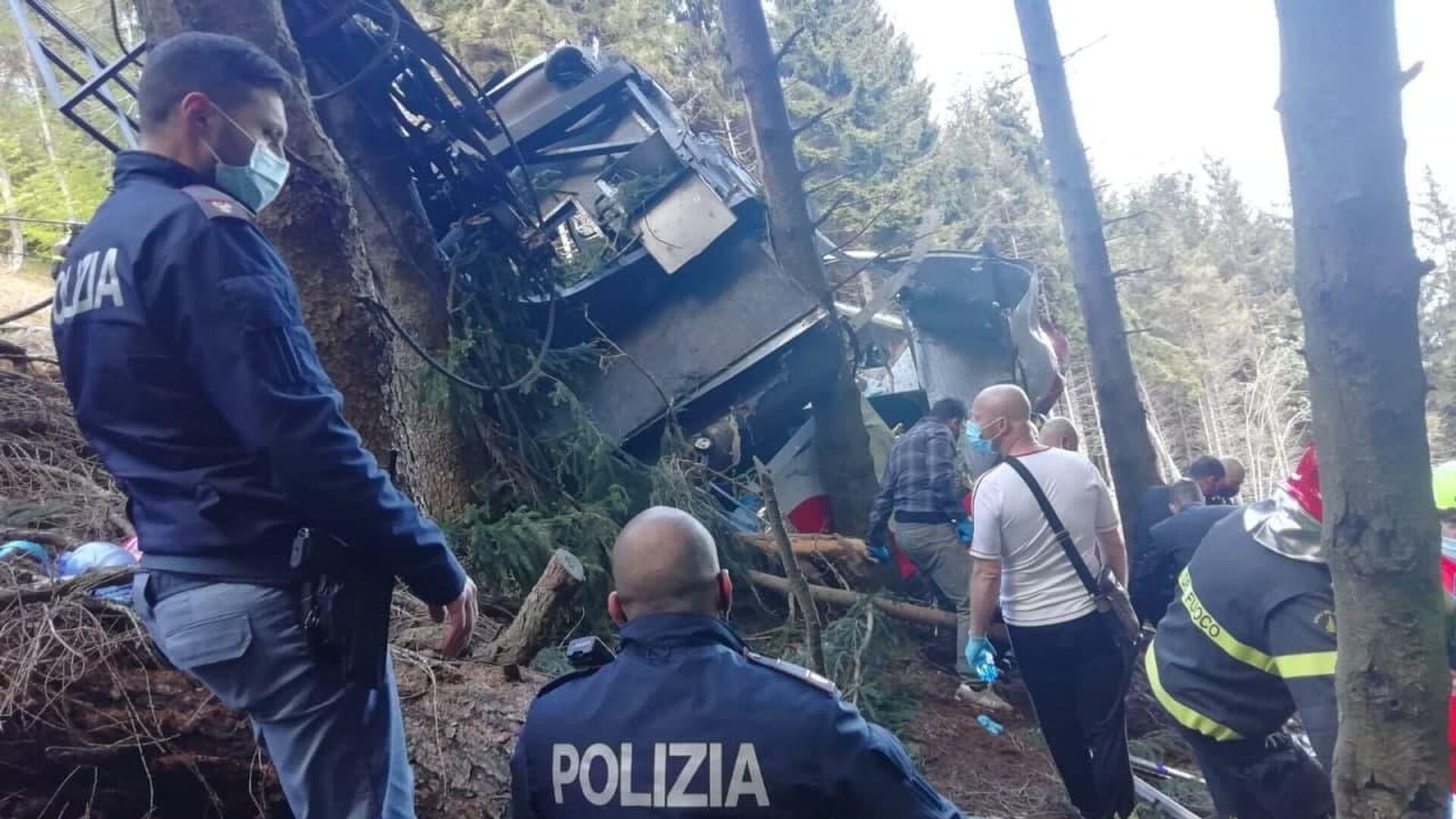 Funivia del Mottarone, arrestati 3 responsabili per omicidio colposo plurimo