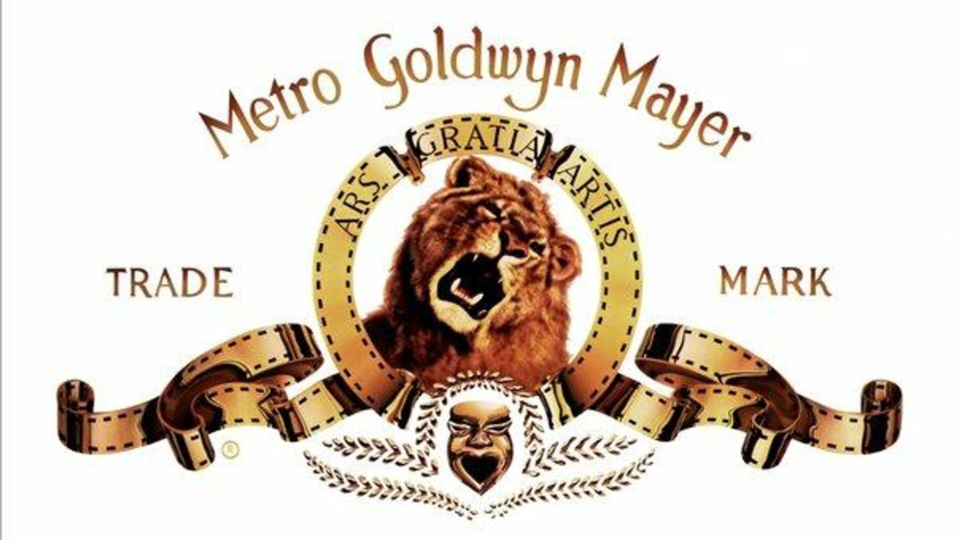 Logo della Metro Galdwyn Mayer Studios (MGM) - Sputnik Italia, 1920, 26.05.2021
